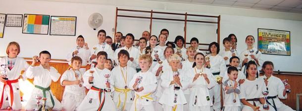karate-kinder