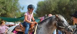 Reiten für Kinder auf Mallorca